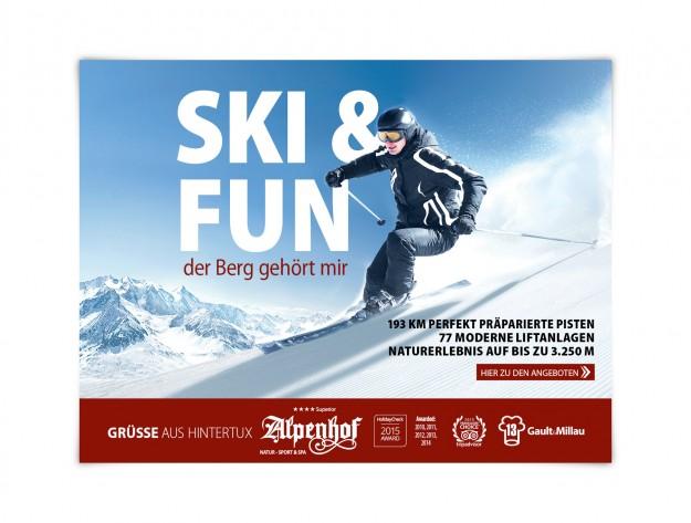 Hotel Alpenhof-Newsletter